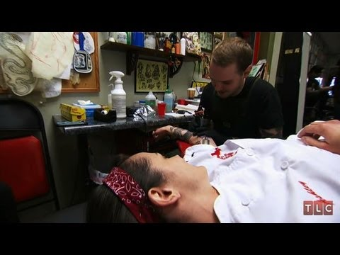 Bonus Scene Ralph And Ashley Get Tattoos Cake Boss