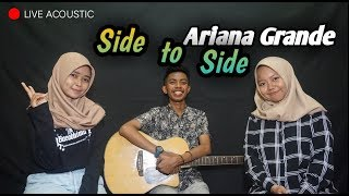 Ariana Grande - Side To Side   Cover Duet Krizz Channel  (Live)