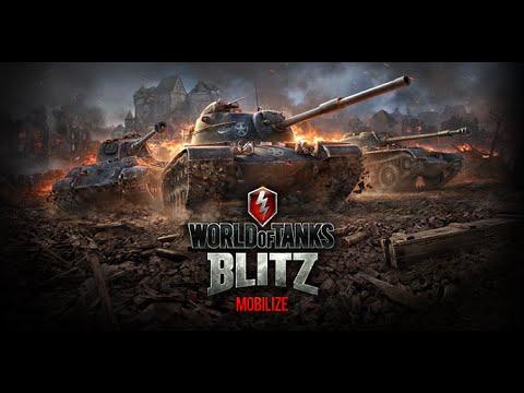 World of Tanks Blitz - Летсплей № 32 на Android