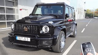 2019 Mercedes AMG G63 - BRABUS 700 Full REVIEW G Wagon Geländewagen WideStar