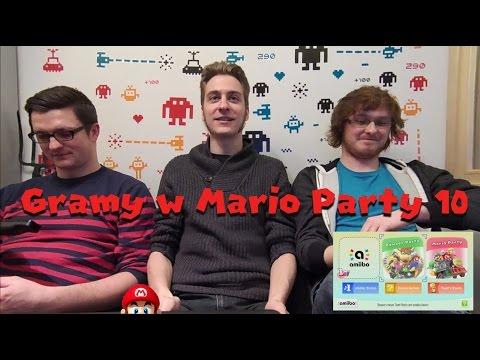 Jak dmuchać w Wiilota żeby zawsze wypadała szóstka czyli gramy w Mario Party 10