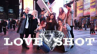 [HARU] [KPOP IN PUBLIC NYC] EXO (엑소) - Love Shot ❣ Dance Cover (OT9 Ver.)