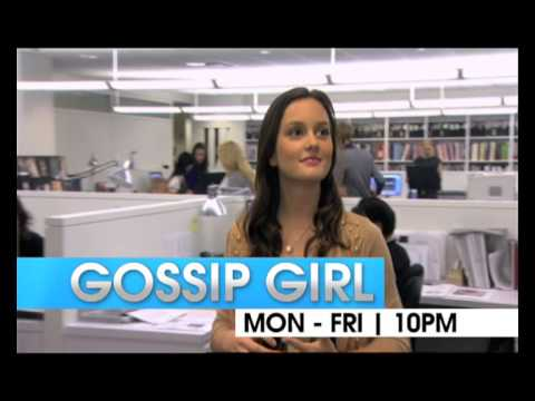 Tata Sky + HD - Gossip Girl (Fast Forward)