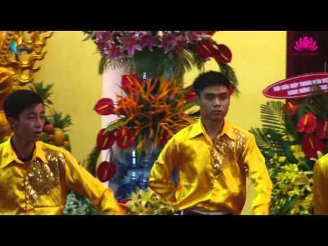 Múa Tổ Quốc Việt Nam_Trại Sinh_Hội trại tập huấn TNPT 2015