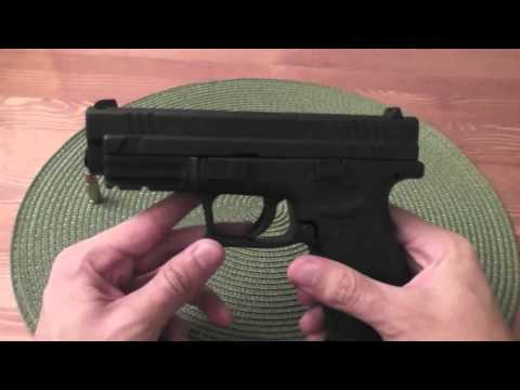 Gun Review- Springfield Armory XD-9