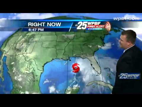 Debby forecast to impact Louisiana - Worldnews.