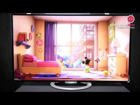 Televisión Sony Bravia LED de 55 pulgadas (KDL-55W950A)