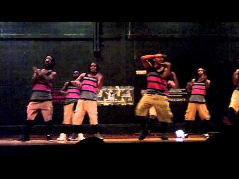 Dynamic Dynasty-Stop the Violence 4-Franklin Middle School 2012