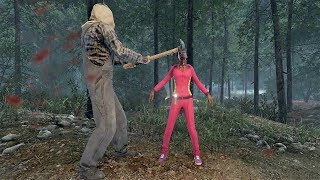 CHICA TRAVIESA! - FRIDAY THE 13th: THE GAME