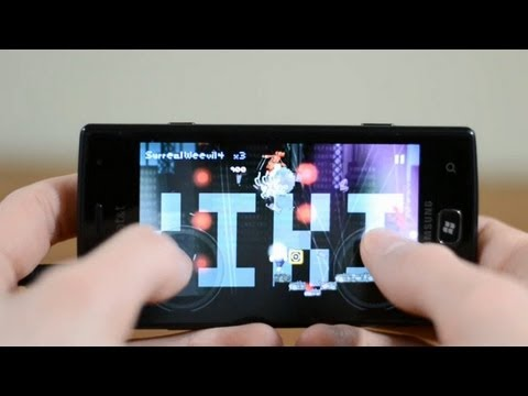 Video: Gaming on Windows Phone 7