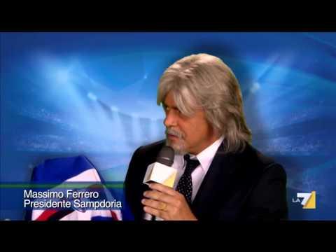 Crozza nel Paese delle Meraviglie – Massimo Ferrero 'Viperetta' nel Paese delle Meraviglie di Maurizio Crozza