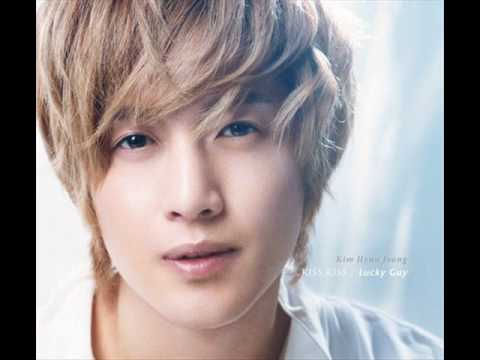 Break Down Kim Hyun Joong Instrumental With Lyrics video