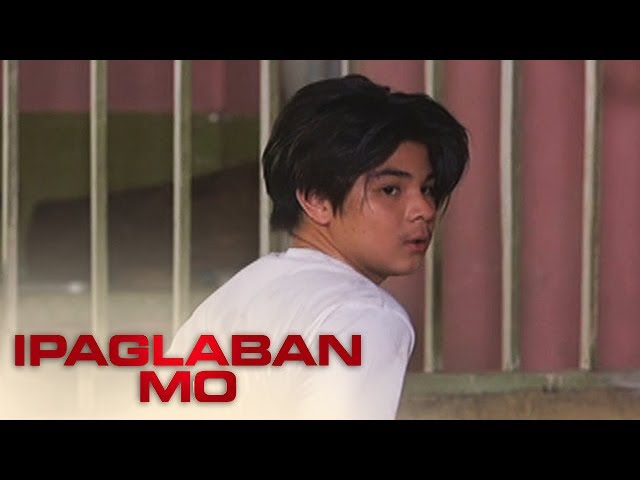 Ipaglaban Mo: Jake tries to escape