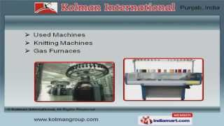 Laser, CNC and Robotic Machines by Kolman International, Ludhiana