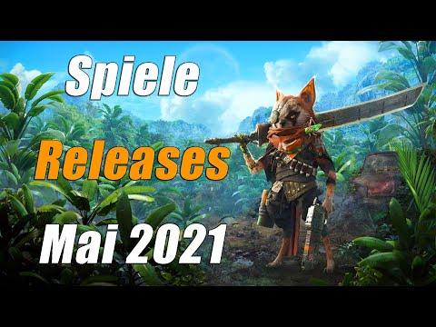 Spiele Releases im Mai 2021   Für PC, PS5, PS4, Xbox One, Xbox Series X