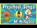 Preschool Song Compilation Songs For Kids The Singing Walrus mp3