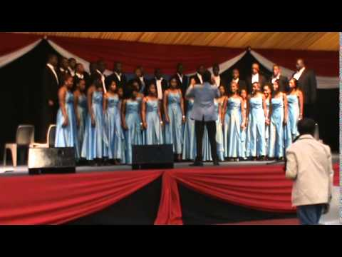 University of Limpopo Choristers-Limpopo by SJ Khosa_SATICA 2014