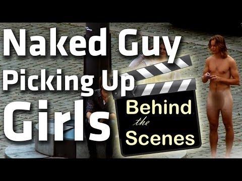 Naked guy picking up girls - Boners Material