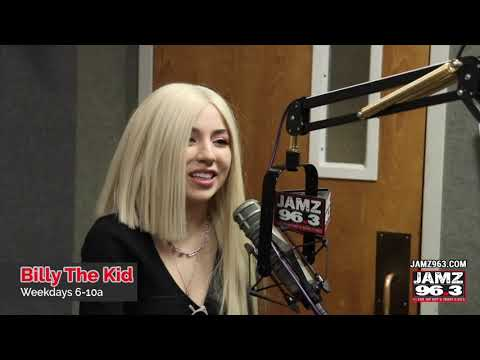 Ava Max talks hair care, dinner plans, being Sweet But Psycho. And of course the Yeezy Question.