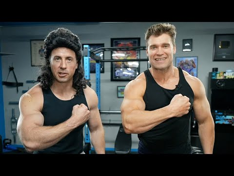 Welcome to the ARNOLD & STALLONE Channel!