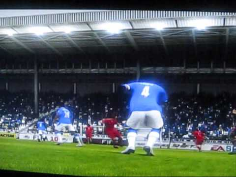 joseph yobo fifa 10 screama