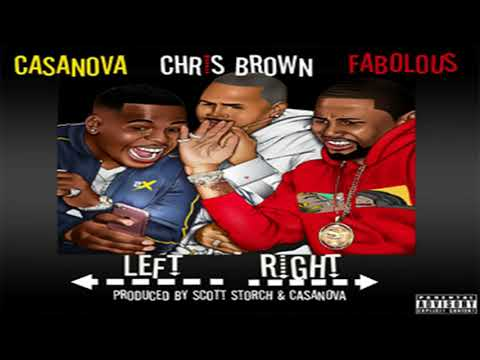 Casanova - Left, Right Feat. Chris Brown & Fabolous