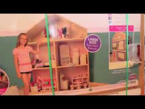 My Girls Dollhouse Review, Opening and Tour!!