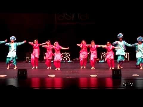 Bhangra Empire  Jashan 2011 video
