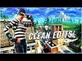 CLEAN EDITS! Solo 17K Gameplay - Fortnite