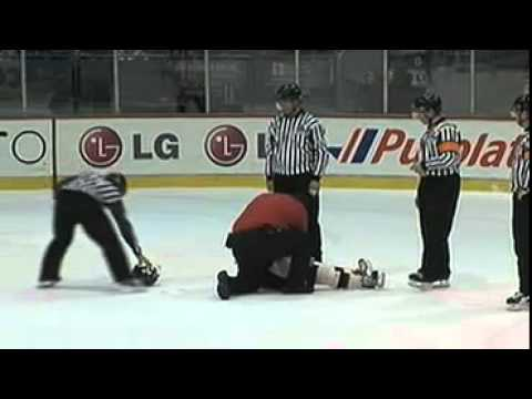Kurt Etchegary vs Samuel Morin Nov 18, 2011