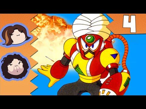 Mega Man 6: Flameballs - PART 4 - Game Grumps