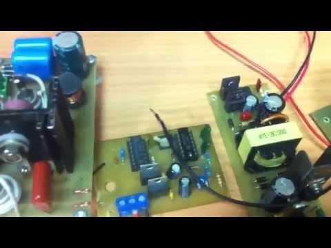 Подготовка к сборке генератора СЕ