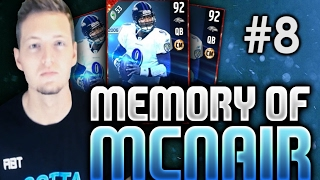 ELITE SUPER BOWL PLAYER UPGRADE! WHAT A GAME! - Memory Of McNair #8 | Madden 17 Ultimate Team RTG