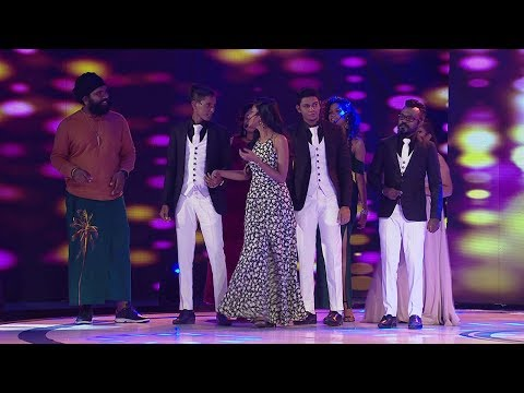 Derana Dream Star Season VIII | Aatha Ran Kelum Atharin  By Dream Star Season VIII  Top 08