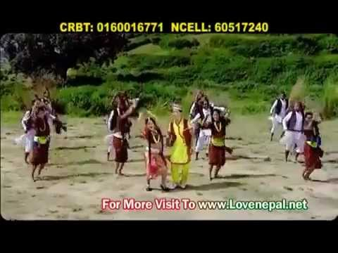 New Nepali Lok Dohori Geet 2013 Maan Ta Paryo   Full Song video
