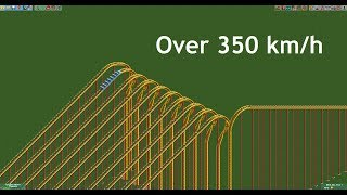 RCT2 - Fastest coaster possible without cheats