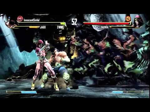 Killer Instinct (Xbox One) Arcade as Jago