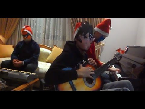 Christmas Canon Rock -  Acoustic Cover (Piano & Guitar)