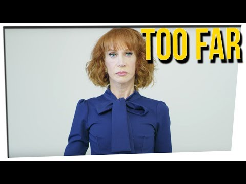 Kathy Griffin FIRED after Posting Trump Photo! ft. DavidSoComedy