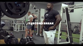 """7 Rep Muscle Building & Conditioning Circuit 