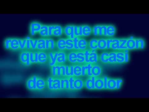 Chino Y Nacho Feat. Luis Enrique - Sera Que Tengo La Culpa (letra 2011) video