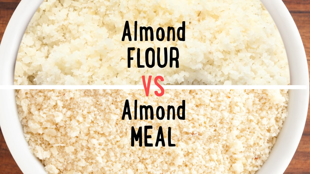 Almond Flour or Meal for Gluten-Free and Low-Carb Cooking