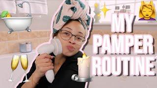 My 2019 Pamper Routine! | aliyah simone