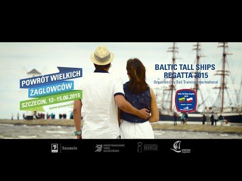 Finał Baltic Tall Ships Regatta Szczecin 2015
