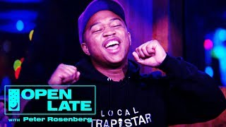 Shiggy, Lil Rel and Chad Ochocinco Join Open Late | Open Late with Peter Rosenberg