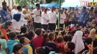 Jokowi tinjau kemusnahan gempa di Pidie Jaya