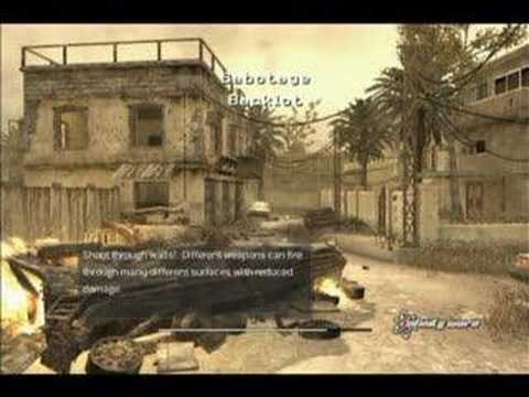 COD4 clan battle- Minc Vs 713. NO MONTAGE!