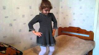 azeri girl dancing -2