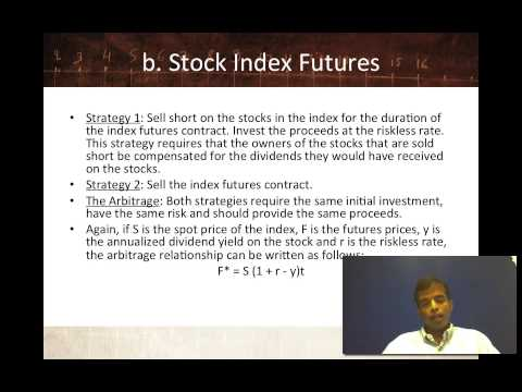 Session 27: Too Good to be true? Pure Arbitrage