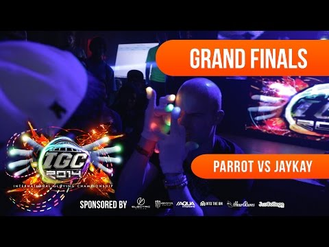 [IGC 2014] Parrot vs Jaykay - Grand Finals [EmazingLights.com]